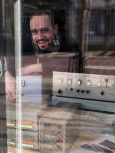 Marcel Quad Vintage Audio Repair klein def