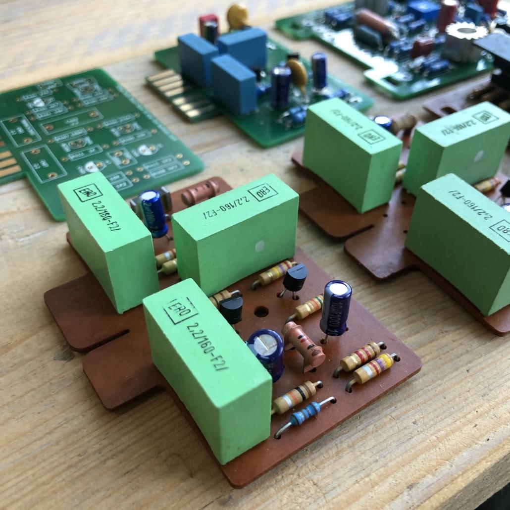 Quad 33 303 PCB Vintage Audio Repair 1