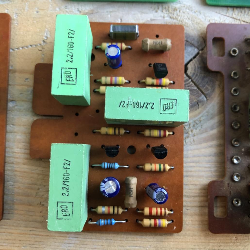 Quad 33 303 PCB Vintage Audio Repair 4
