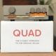Quad 33 voorkant met doos