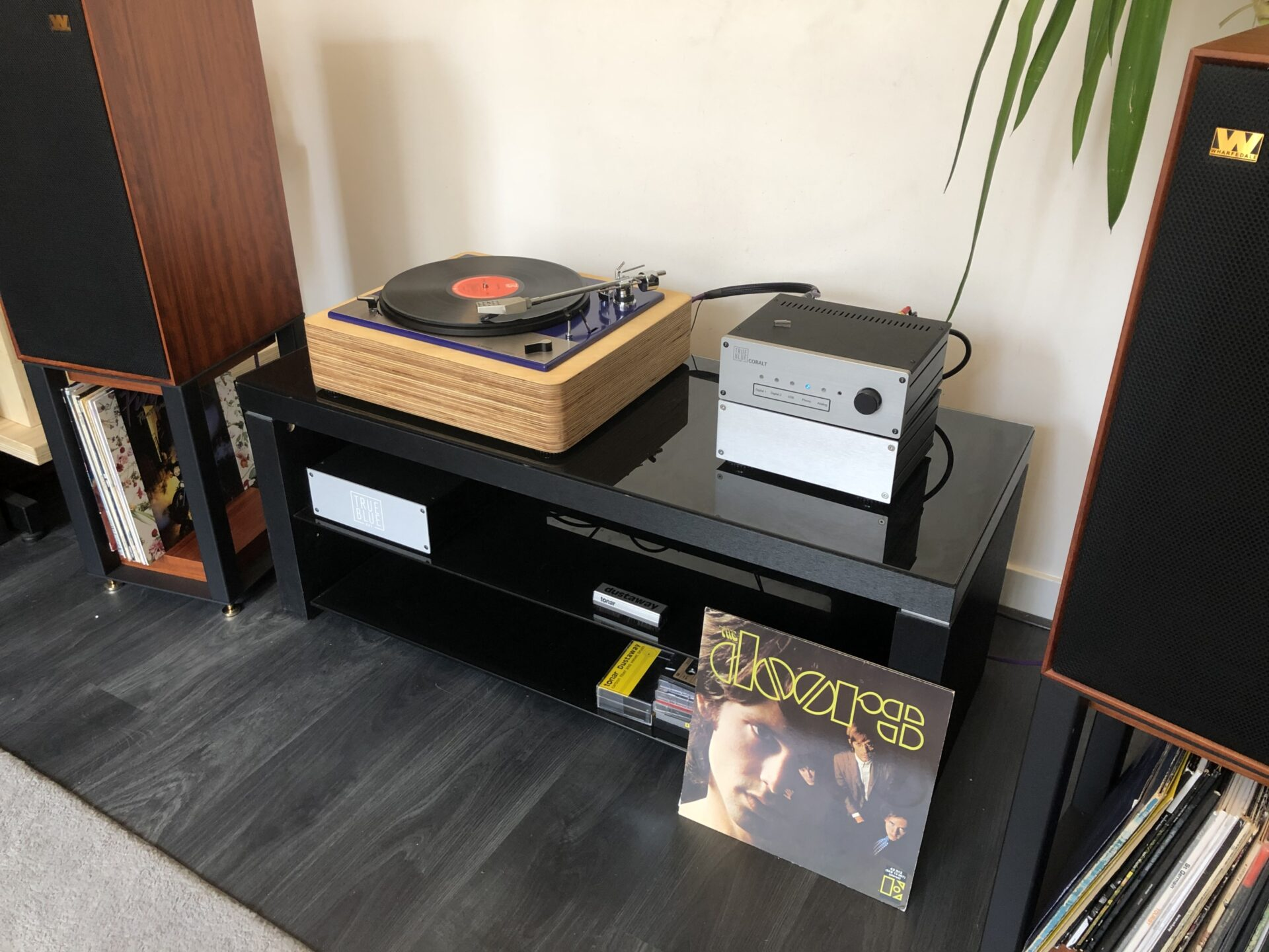 Lenco L75 Blue Ocean II Vintage Audio Repair 1
