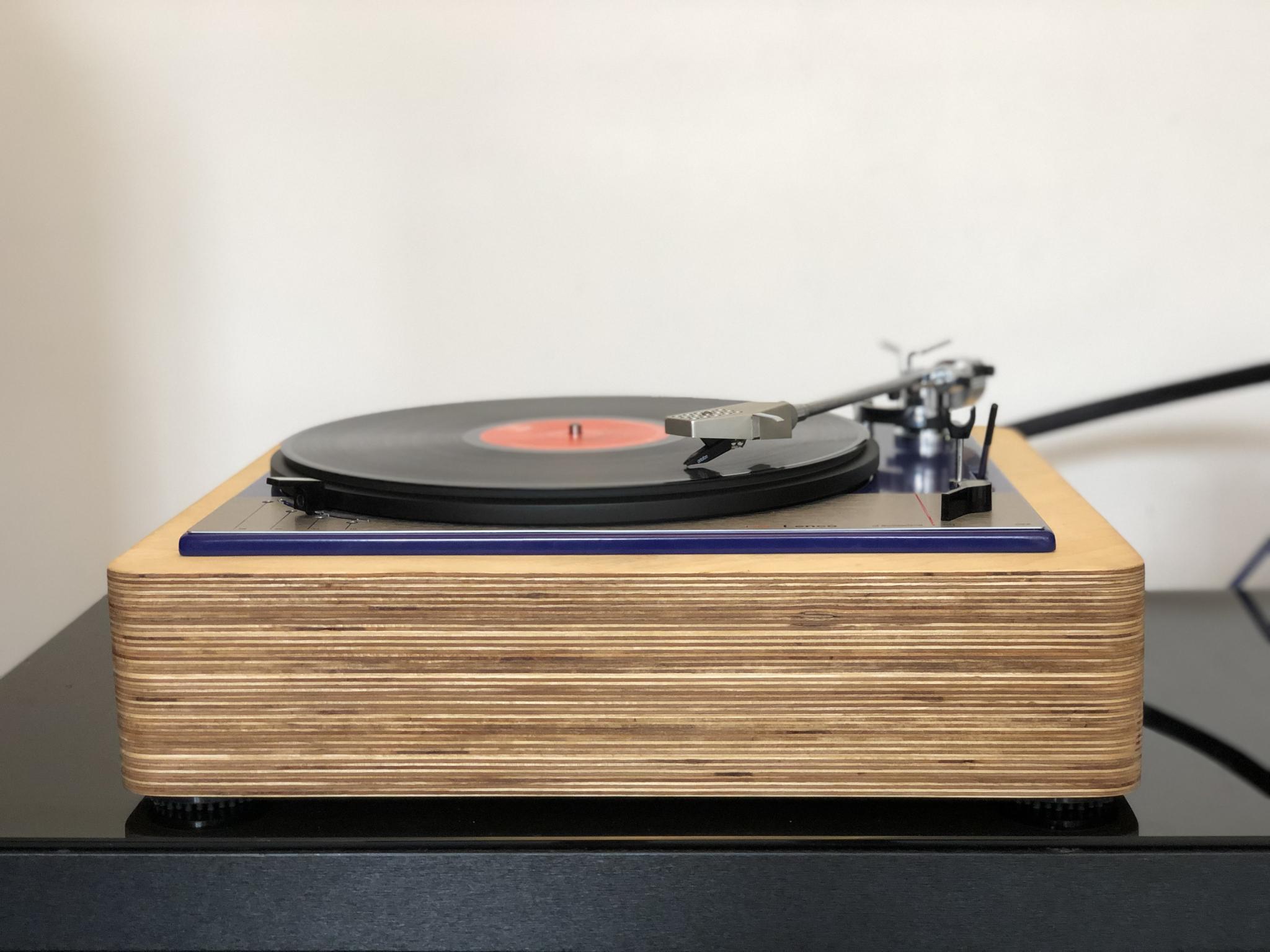 Lenco L75 Blue Ocean II Vintage Audio Repair 16