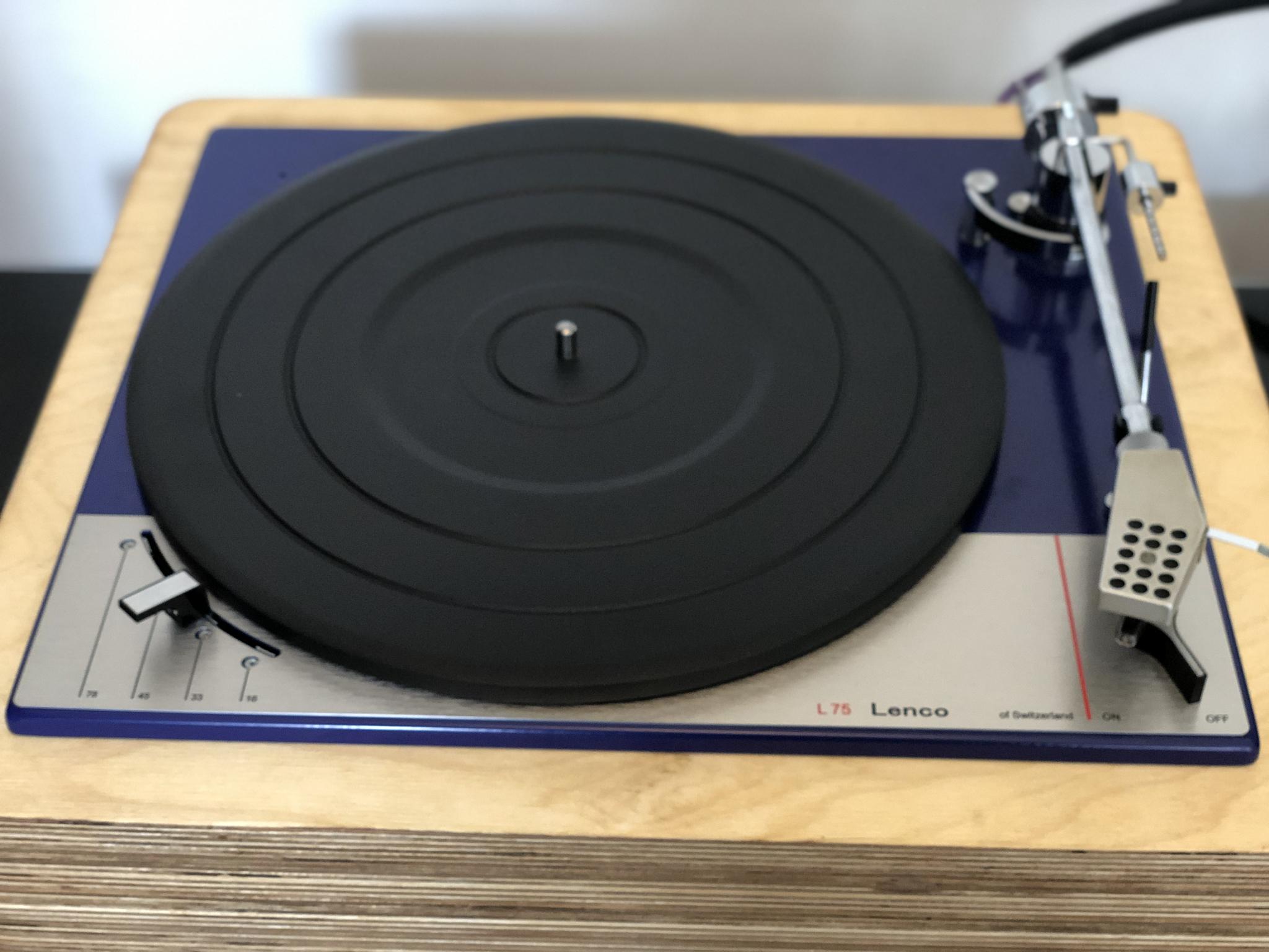 Lenco L75 Blue Ocean II Vintage Audio Repair 20