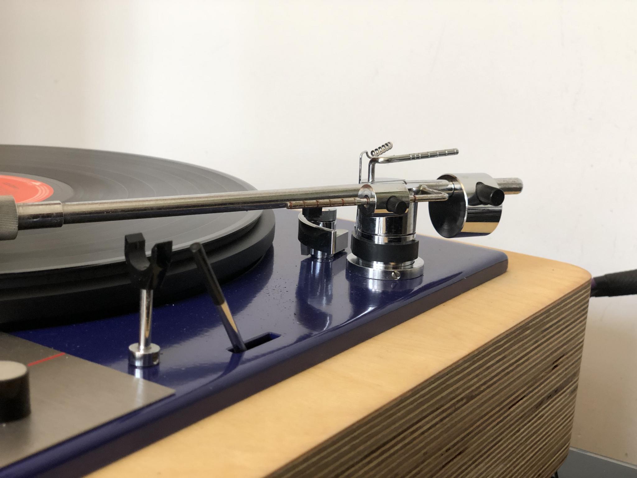 Lenco L75 Blue Ocean II Vintage Audio Repair 6