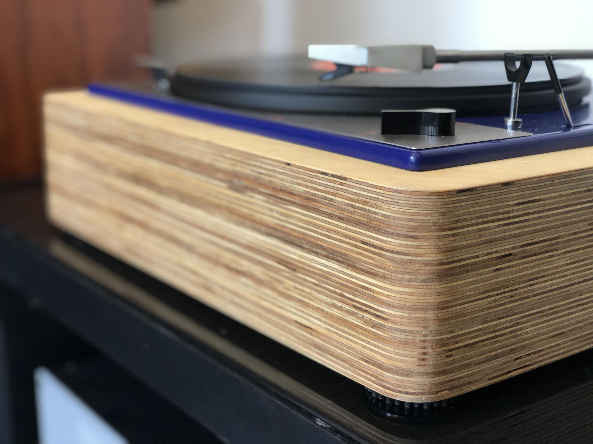 Lenco L75 Blue Ocean II Vintage Audio Repair 9