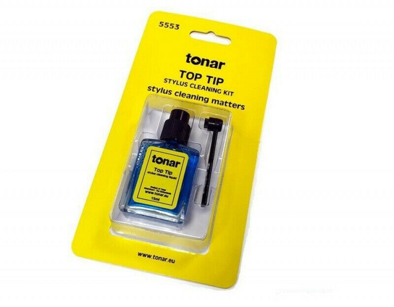 Tonar stylus cleaning kit top tip3