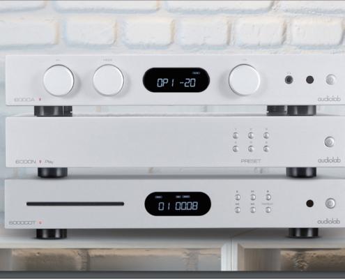 Audiolab 6000N Play Vintage Audio Repair homepage