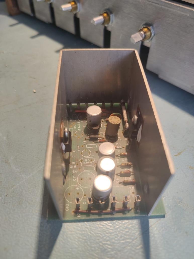 H.H. Scott R75S Vintage Audio Repair 6