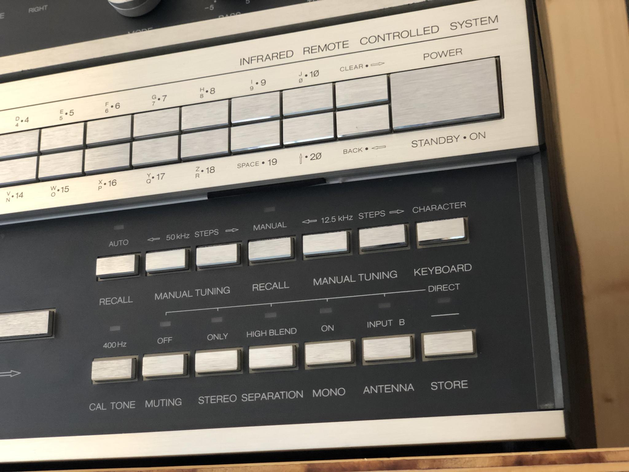 Revox B251 en B261 Vintage Audio Repair 6