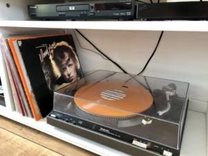 Rimke Vintage Audio Repair Technics en Mission 1