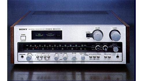 Sony STR6800SD Vintage Audio Repair