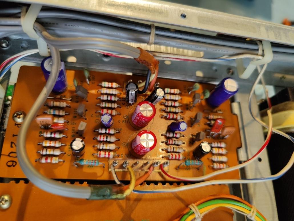 Sony STR6800SD Vintage Audio Repair 5