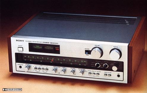 Sony STR6800SD Vintage Audio Repair 6