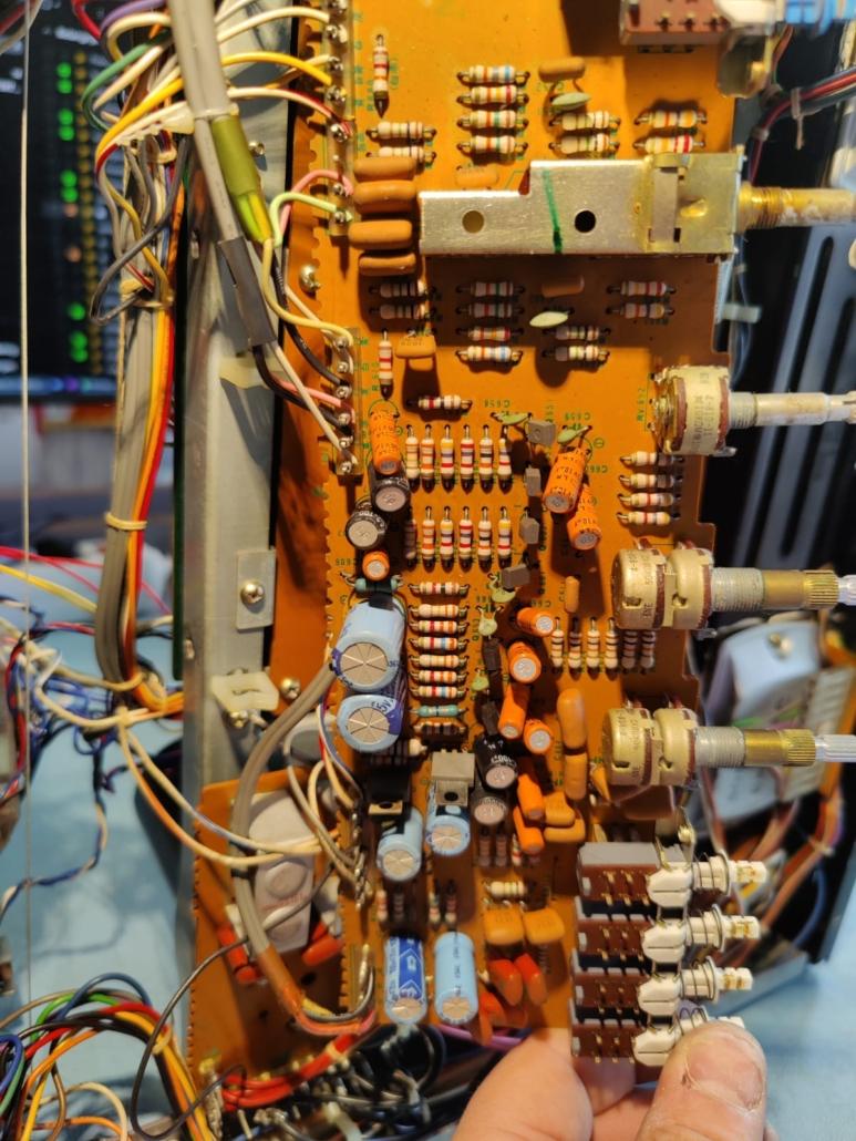 Sony STR6800SD Vintage Audio Repair 7