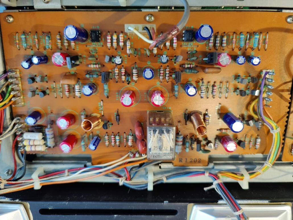 Sony STR6800SD Vintage Audio Repair 9
