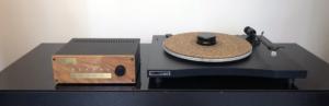True Blue Box COBALT DA Wood New Horizon GD 101