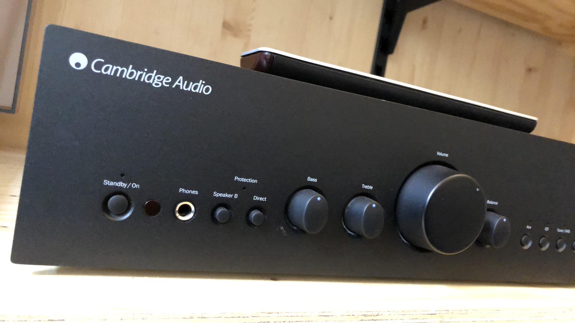 Cambridge Audio Azur 540A versterker incl AB ACTIE 3