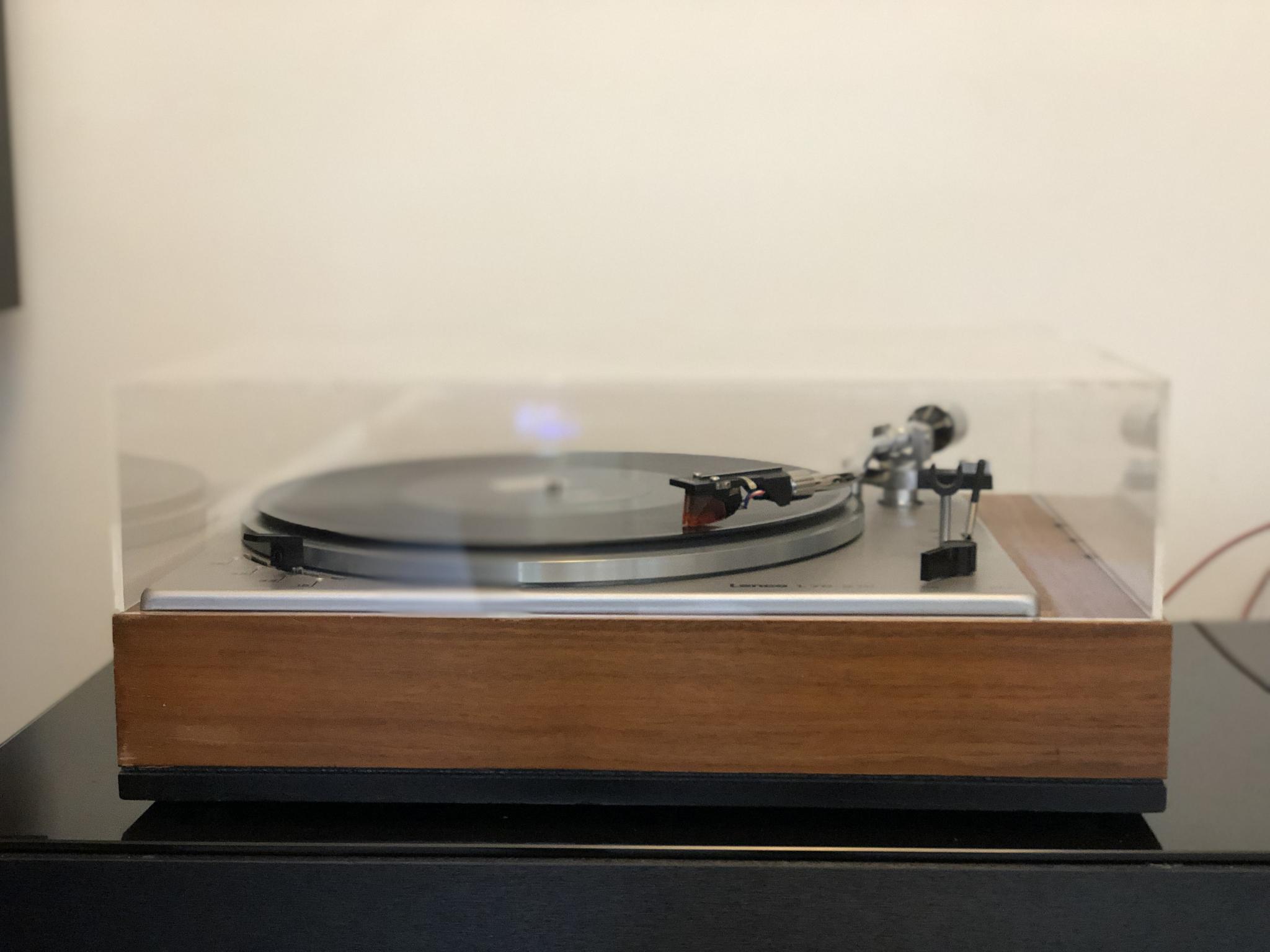 Lenco L75S16 Vintage Audio Repair 5