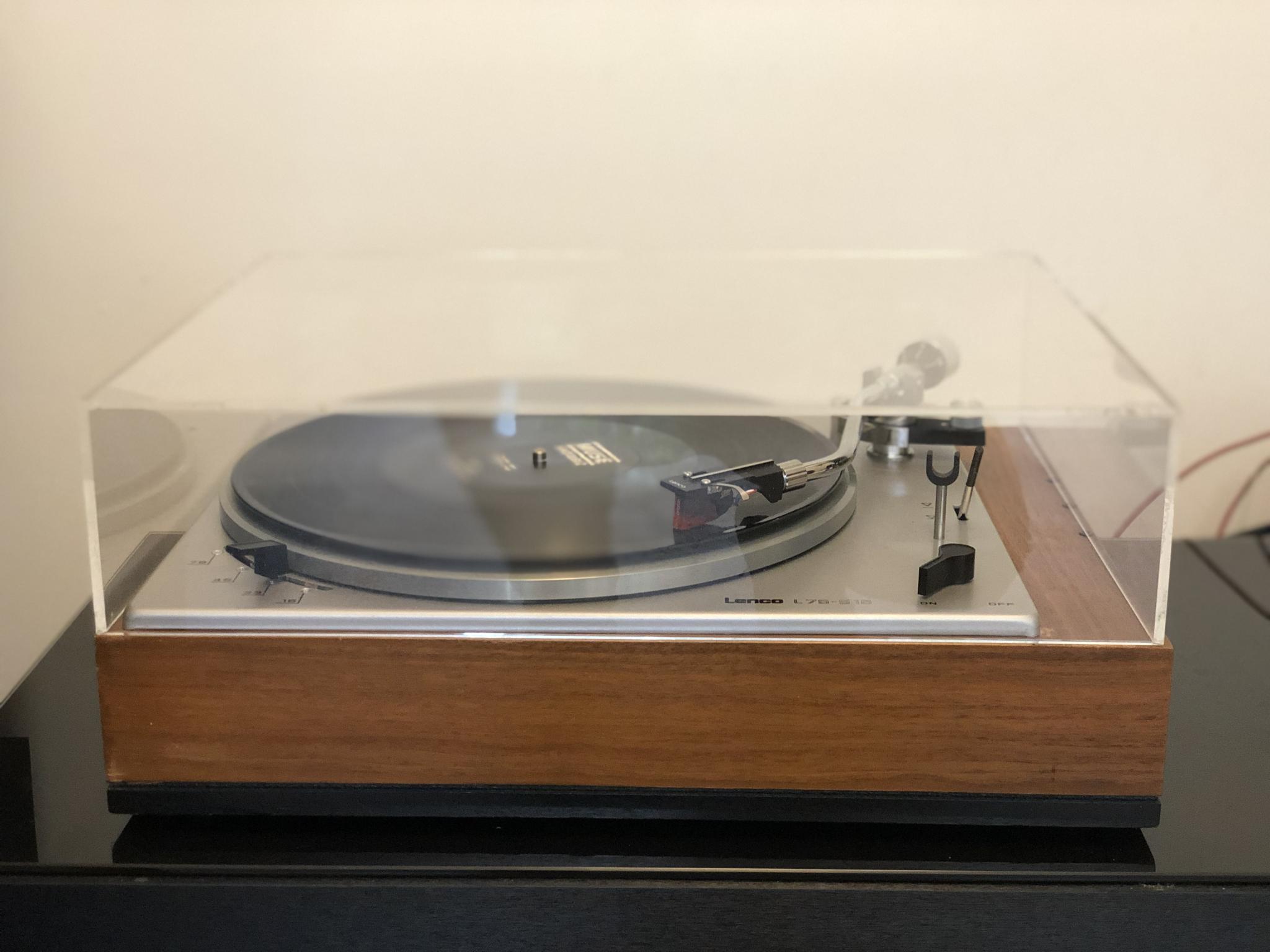 Lenco L75S16 Vintage Audio Repair 6