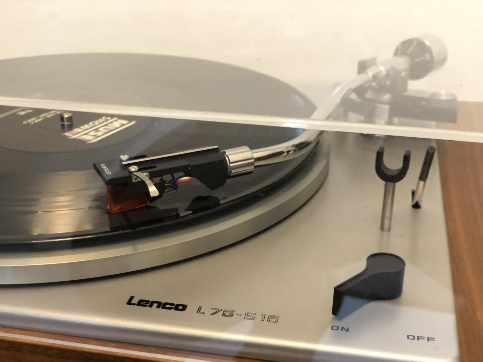 Lenco L75S16 Vintage Audio Repair 7
