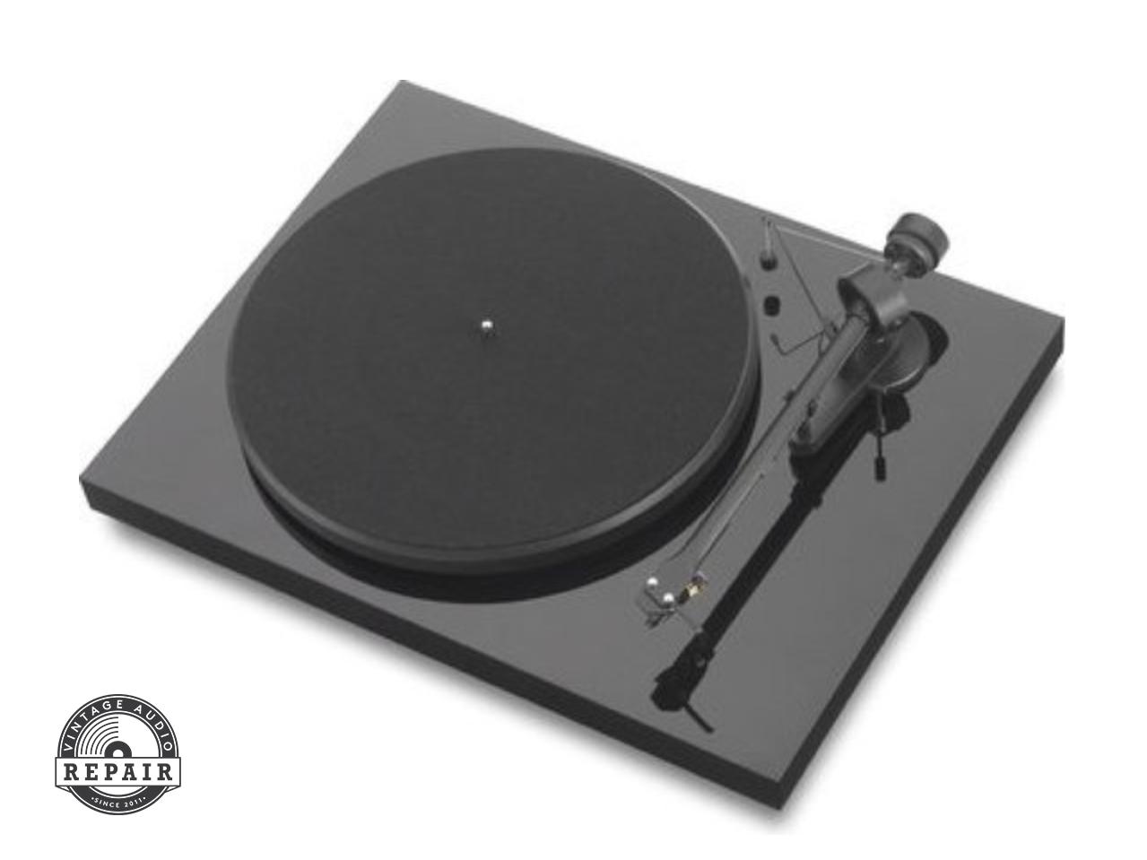 Pro Ject Debut III DC OM5E Vintage Audio Repair