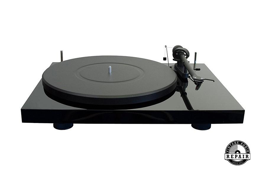 Pro Ject Debut III DC OM5E Vintage Audio Repair 5