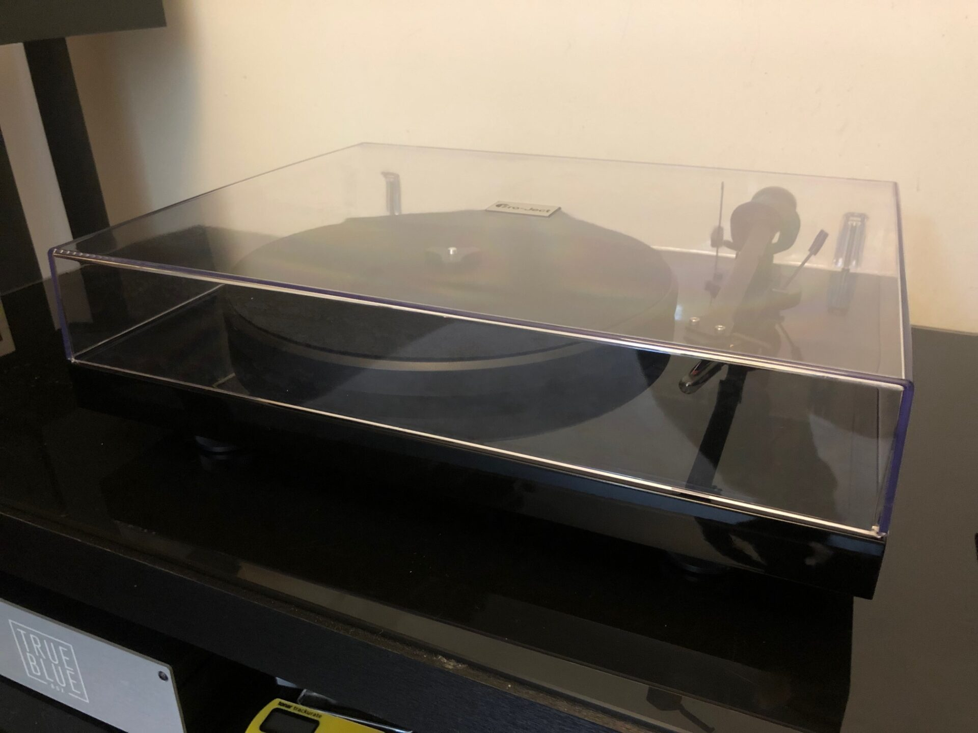 Project Debut III DC om5e Vintage Audio Repair 10