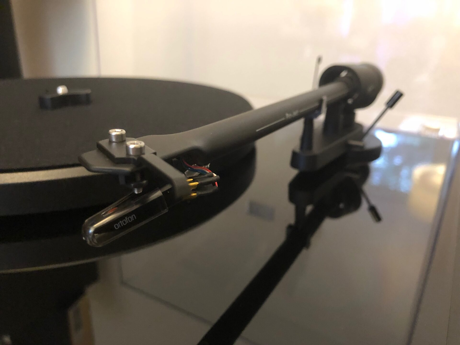 Project Debut III DC om5e Vintage Audio Repair 2