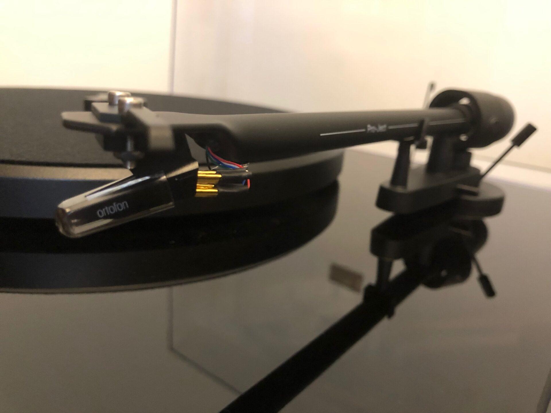 Project Debut III DC om5e Vintage Audio Repair 5