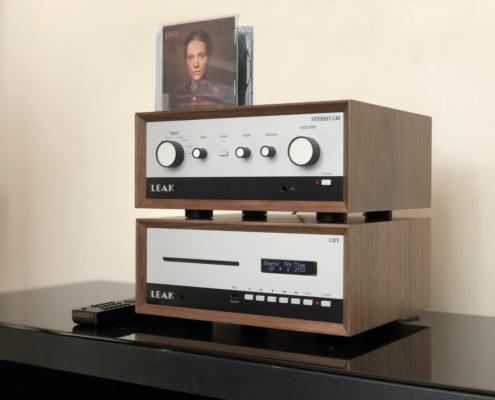Leak Stereo 130 Vintage Audio Repair 16 frontpage