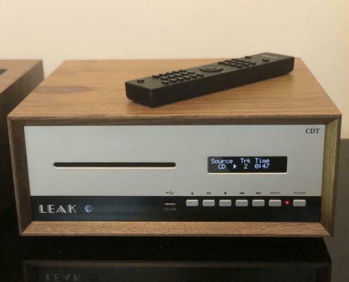 Leak Stereo 130 Vintage Audio Repair 3 frontpage CDT