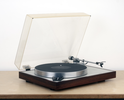Luxman PD 284 Vintage Audio Repair4
