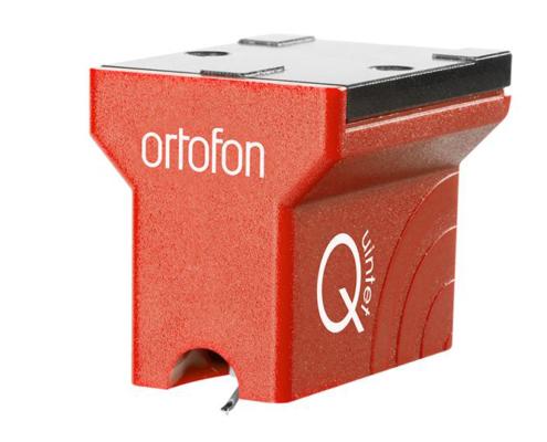 Ortofon MC Quintet Red Vintage Audio Repair 7 front
