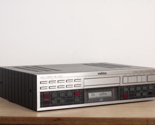 Revox B226 CDspeler Vintage Audio Repair 8